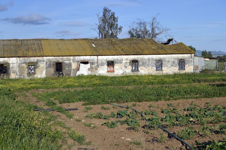 Colonia penitenciaria militarizada n 2 de montijo for La colonia penitenciaria