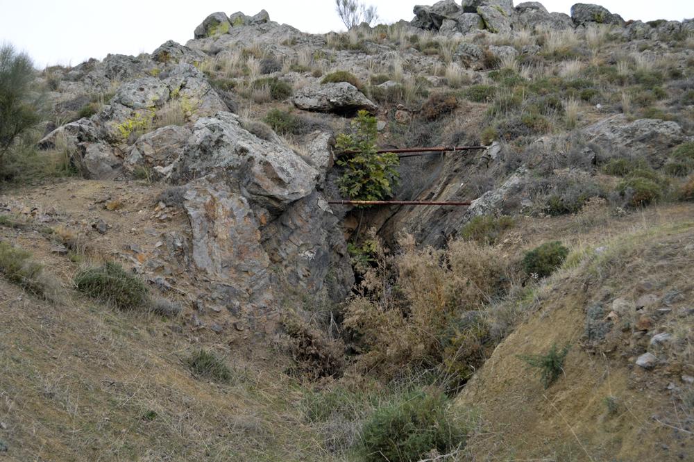 La Gruta Misteriosa del Castillo de Miramontes