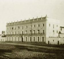 Casa del miedo de Badajoz