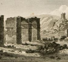 La leyenda del Castillo de Alconetar: Fierabrás, Floripes y Carlomagno