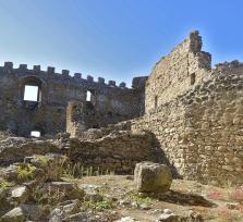El Castillo de Montánchez, la prisión del I Marqués de Siete Iglesias