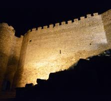 El túnel del Castillo de Puebla de Alcocer