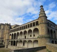 Orson Welles y los conventuales de Alcántara y Calera de León