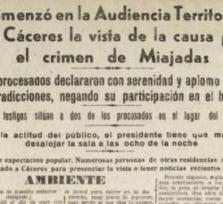 El crimen de los González