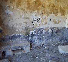 Ermita abandonada del Cementerio Viejo o de los Mártires