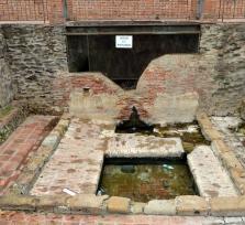 Atrapado en el pasadizo de la Fuente Atenor