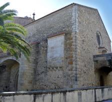 El lagarto o caimán en la iglesia de Casar de Cáceres