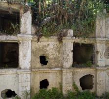 El Cementerio viejo de Talaván y la ermita del Santo Cristo