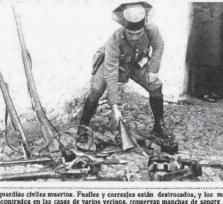 La trágica matanza de Castilblanco