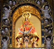 El origen del Santuario de la Virgen de la Montaña