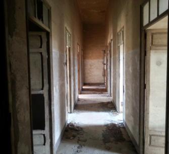 El aeródromo militar abandonado de Calzadilla de los Barros