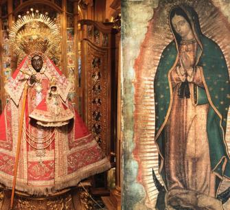 Las leyendas de la Virgen de Guadalupe: Extremadura y México