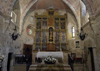 Crimen de honor y derrumbamiento de la iglesia
