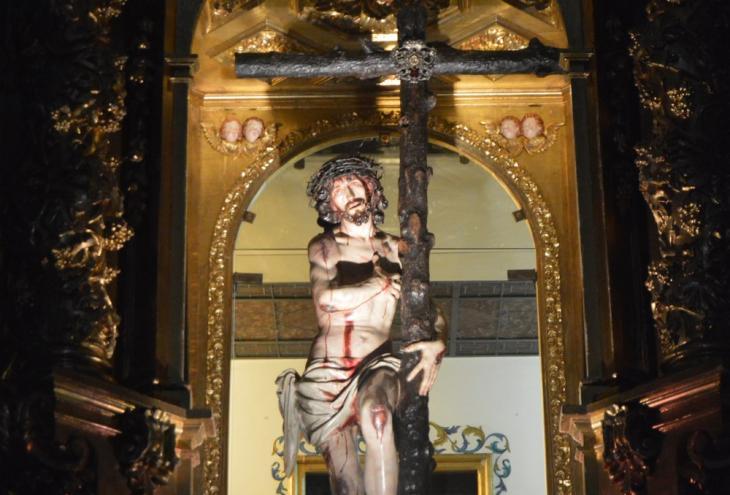 Un Milagro Del Cristo De Serradilla Extremadura Misteriosa