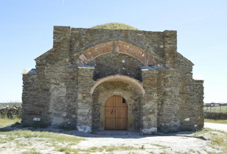 La ermita de San Berto